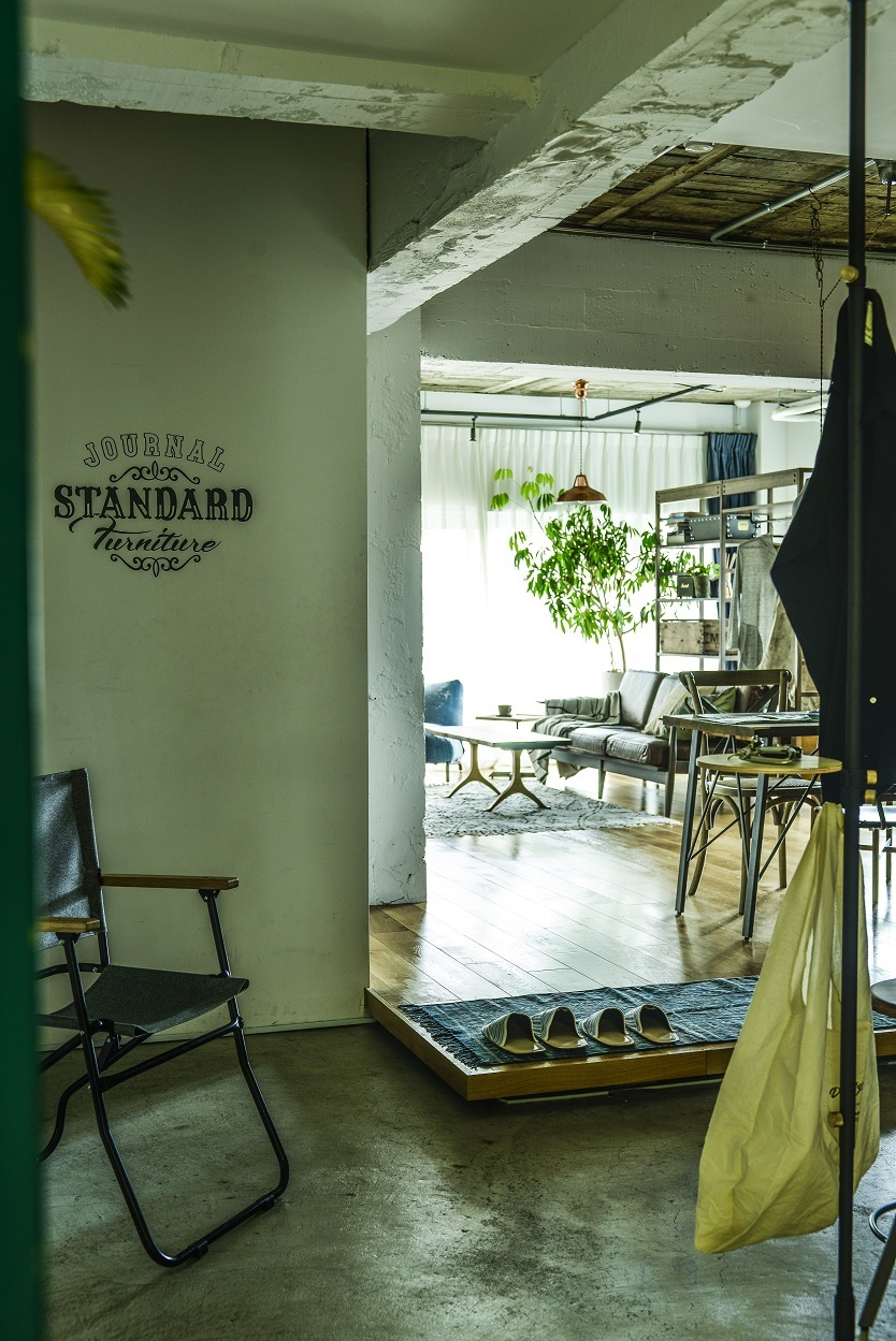 journal standard Furniture RENOVATION SERVICE supported by リノベる。