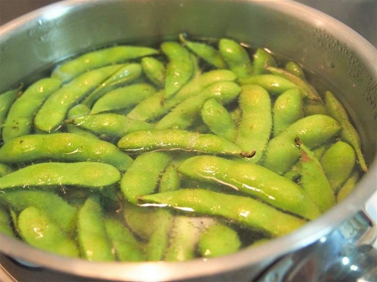 おいしい枝豆のビシソワーズの作り方