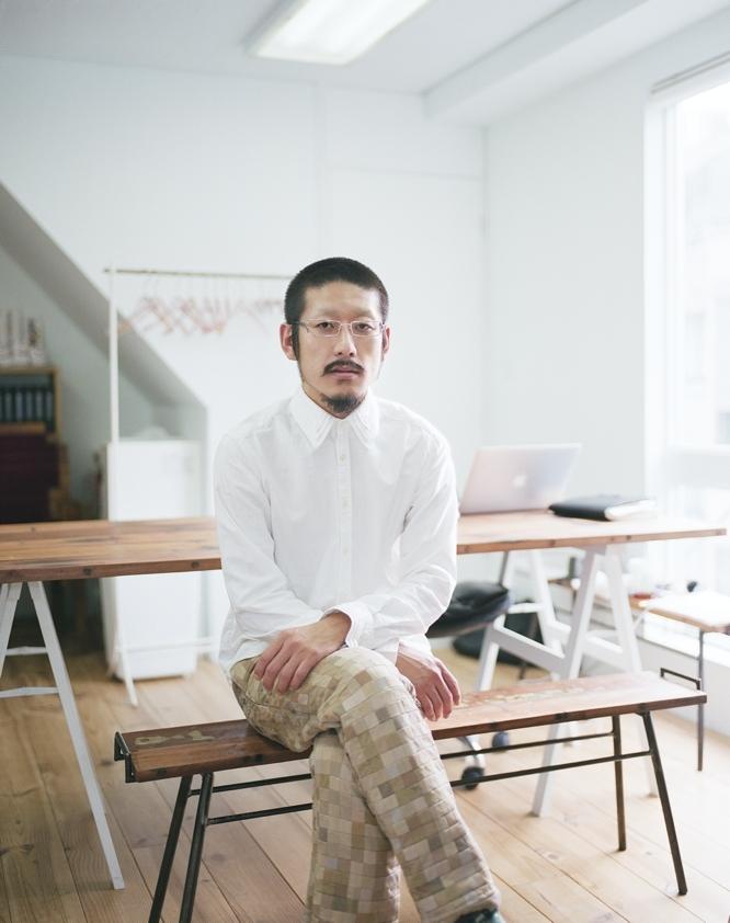 ANREALAGEデザイナー・森永邦彦氏