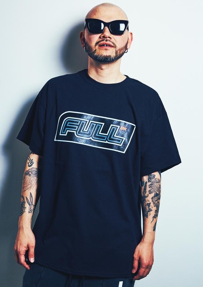 ファッションブランドFULL-BKデザイナー・DJ  DARUMA氏