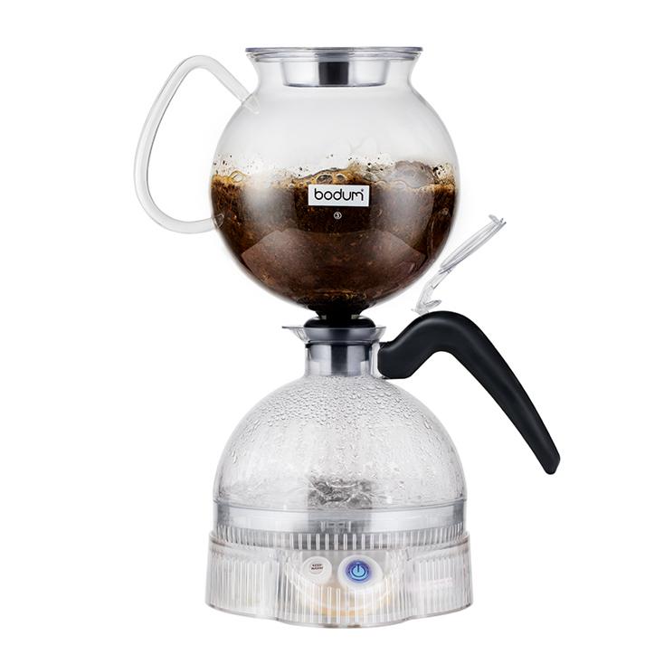 おしゃれでキッチンに置きたい電気式サイフォン式コーヒーメーカー