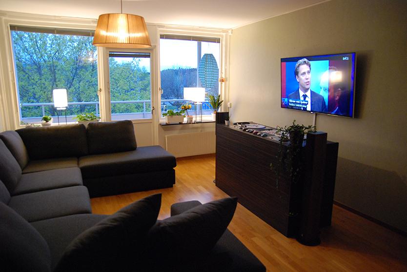 スウェーデンの家