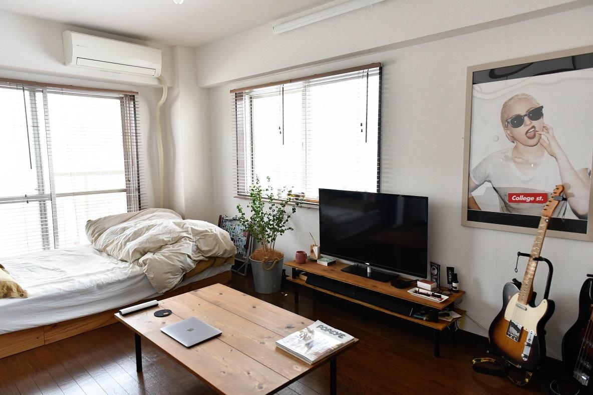 笠井さんの部屋