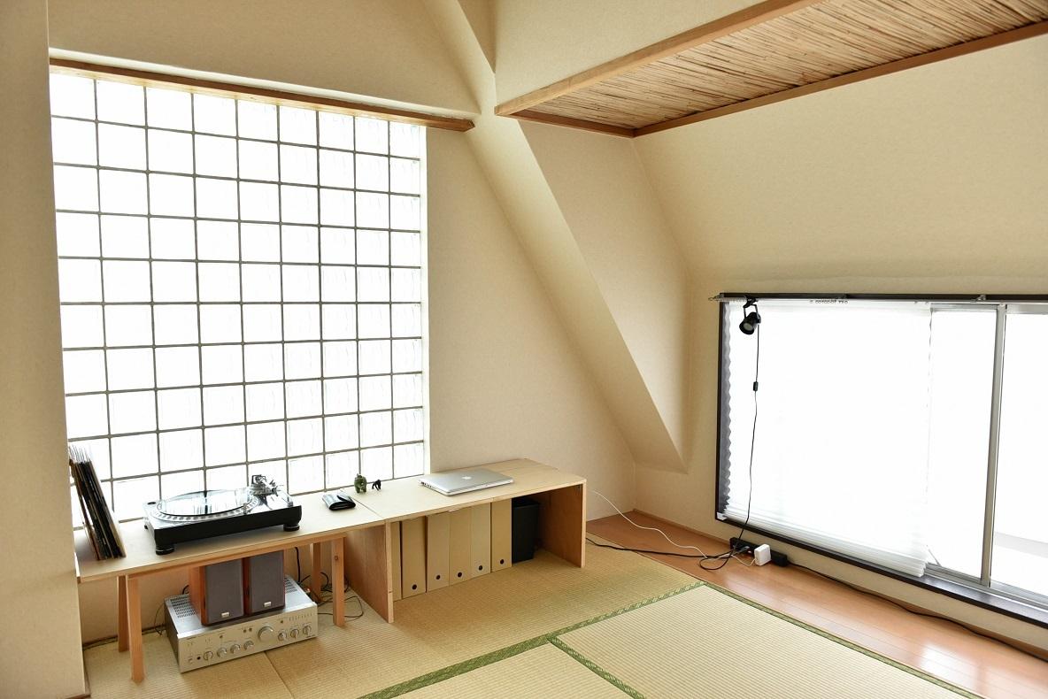 日野さんの部屋