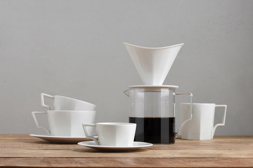 KINTOのコーヒーウェア「OCT」