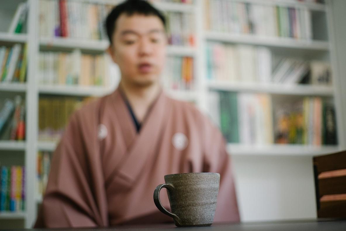 立川吉笑さんの「10年後も手放さないモノ」