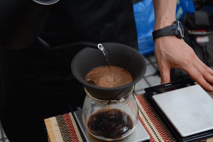 コーヒーの雑味を70%カットするフィルター