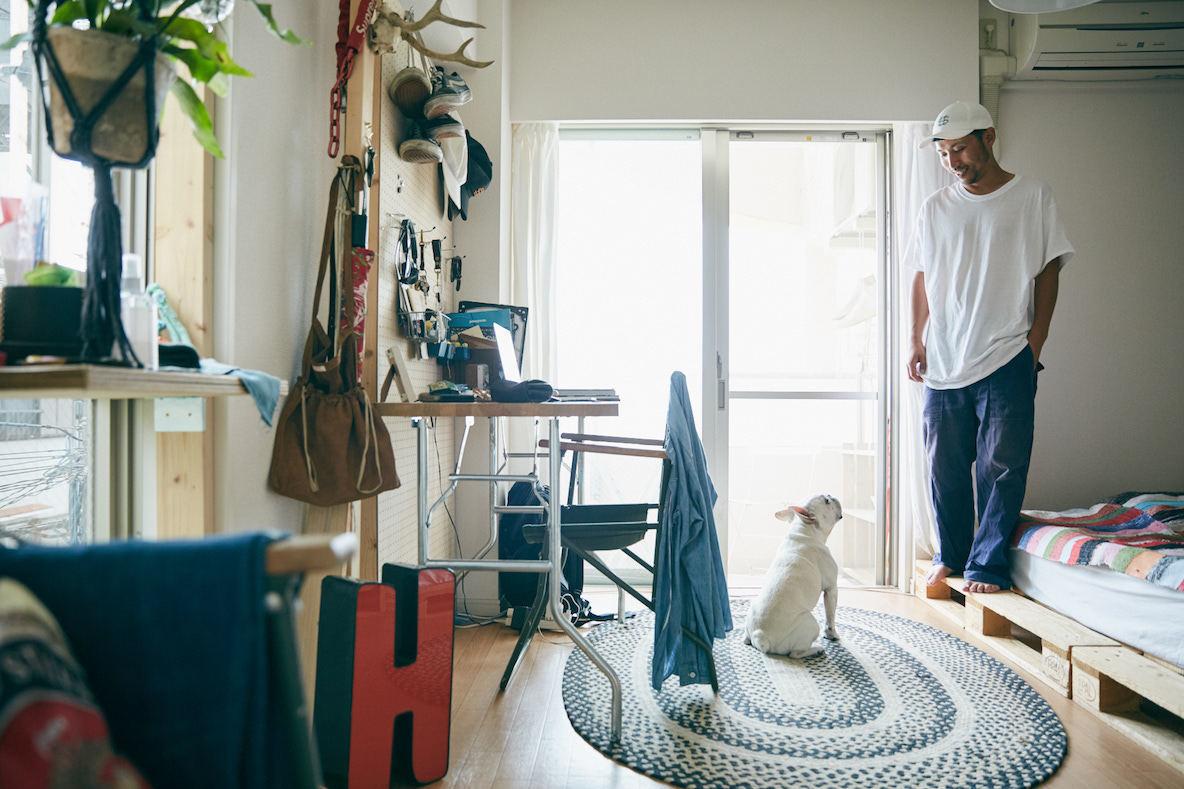 DIYer(s)アートディレクターに学ぶ、初心者もできるDIY部屋(神奈川県・梶が谷)|みんなの部屋