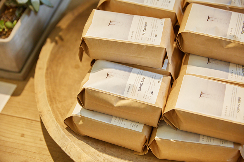 SUPPOSE DESIGN OFFICEのコーヒー豆