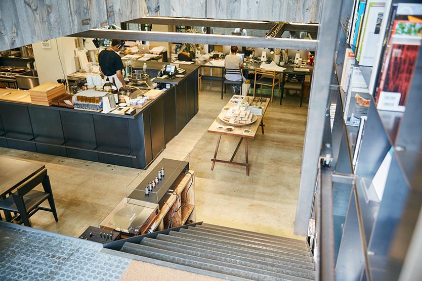 代々木上原のおしゃれなカフェ、社食堂
