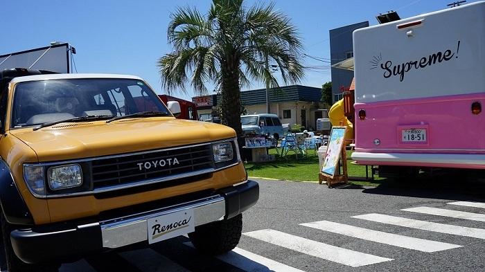 「リノベーションカー」を提案する新ブランドが、期間限定でポップアップストアをオープン