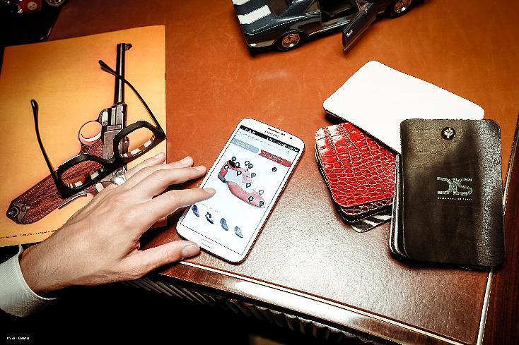 ハンドメイドのイタリア製靴を、自分でカスタムオーダーできるサービスDIS