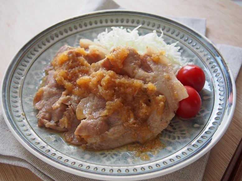 おかずにもおつまみにもなる生姜焼きのレシピ