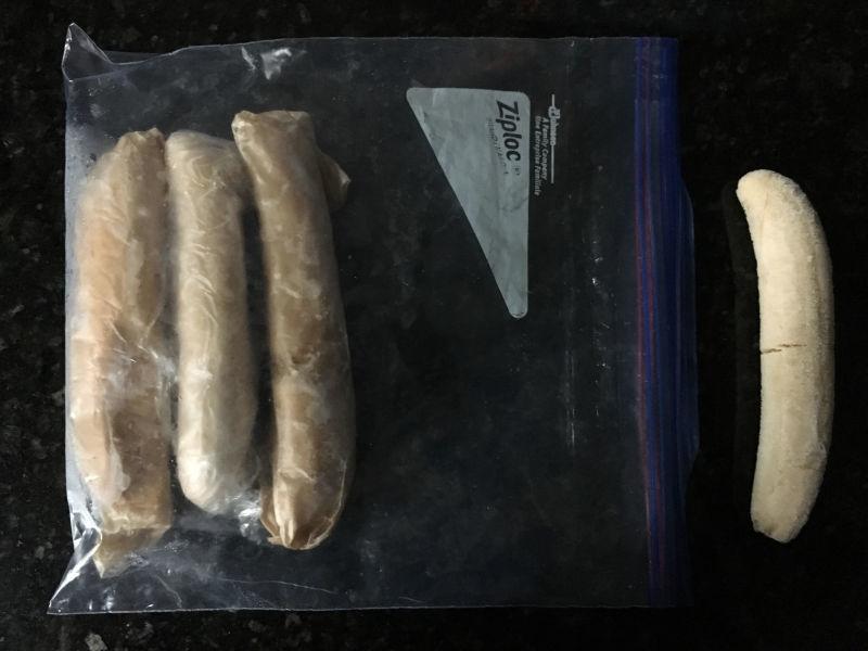 冷凍バナナの正しい作り方
