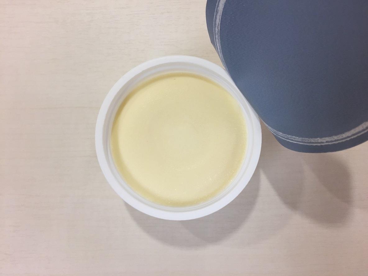ウチカフェ 桃ソルベとレアチーズ