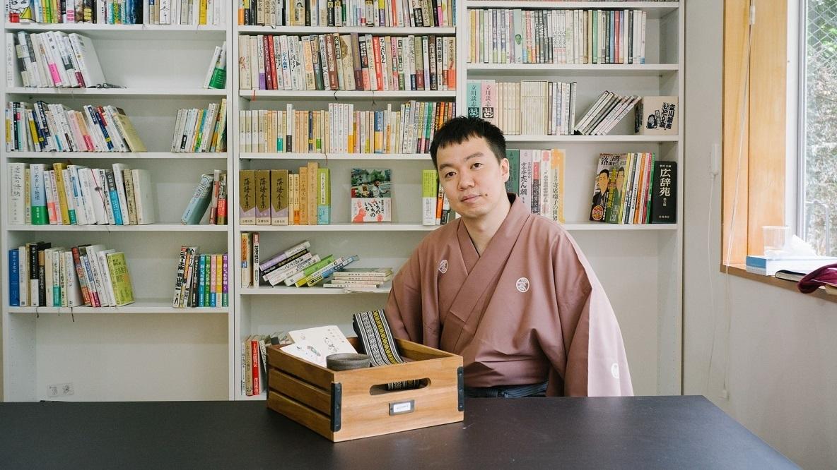 落語家立川吉笑さんが「10年後も手放さないモノ」