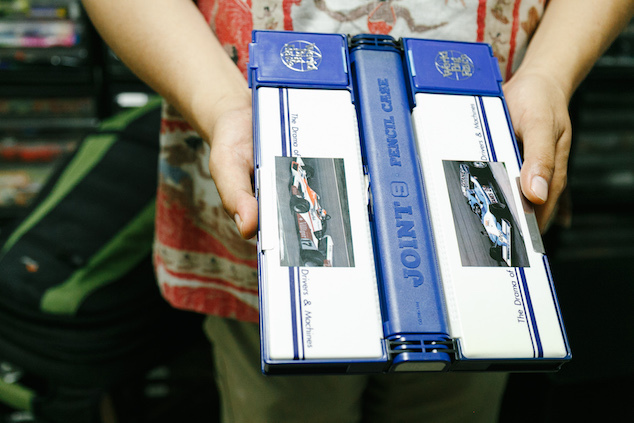 昭和の男子に大人気だった筆箱、ジョイント9
