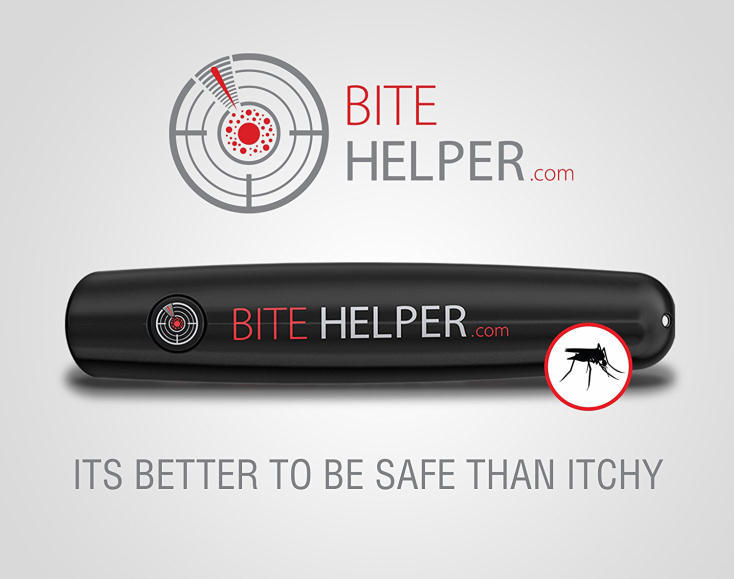 蚊刺されのかゆみを緩和する「Bite Helper」