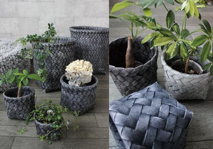 植物をおしゃれに飾るグロウポット