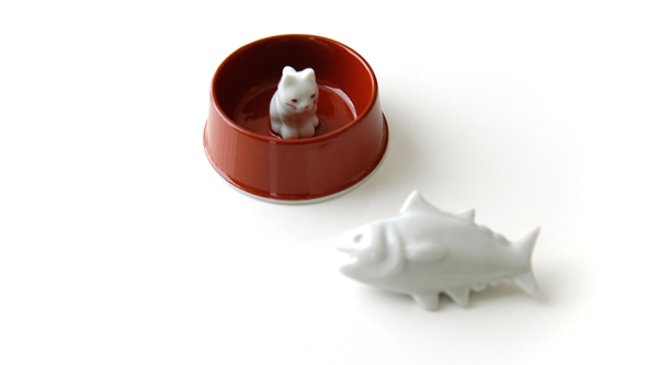 ペットの仏具、ニャン椀