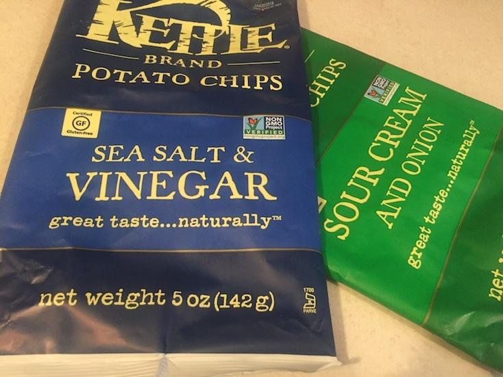 全米ナチュラルポテトチップスNo.1『Kettleポテトチップス』