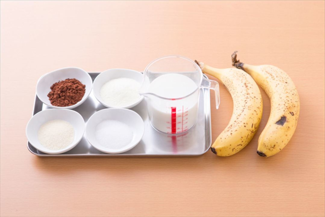 カロリー2分の1以下!バクバク食べても罪悪感ゼロな「チョコバナナアイス」
