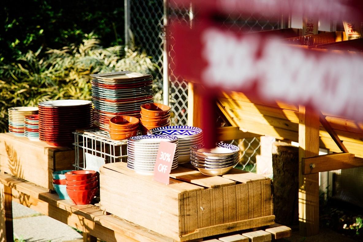 海外の調理器具やオリジナル食器が並ぶ「THE HARVEST KITCHEN GENERAL STORE」(恵比寿)