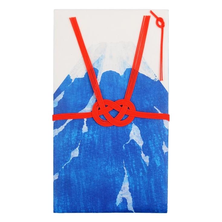 富士山柄のご祝儀袋