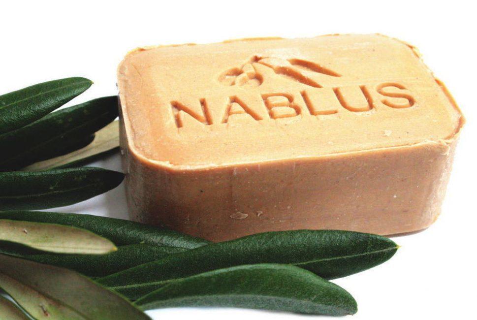 パレスチナ産オーガニック石鹸「ナーブルソープ」