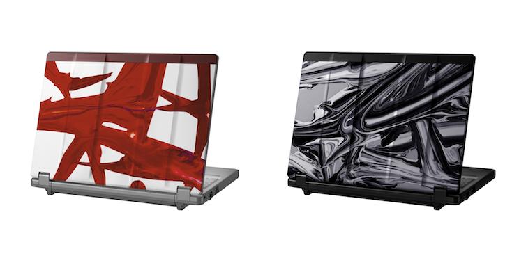 絵画の技法を応用した天板デザイン「ehada」シリーズを限定リリース