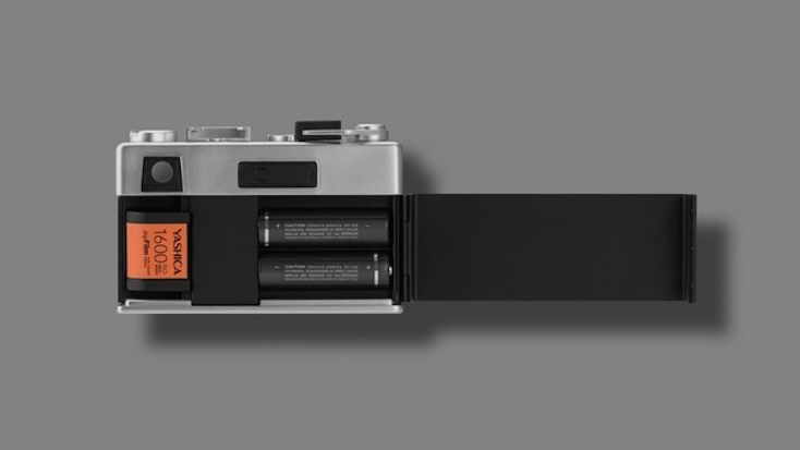 ヤシカがアナログなカメラの時代で培った技術を生かし、デジタルとアナログを融合させた新しいカメラを製作
