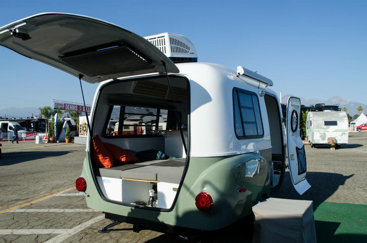 アメリカで開催のキャンピングカーショー「California RV Show」レポート