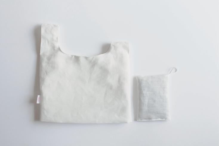 ヘンプ100%で作られたパン専用バッグ「Deneb」