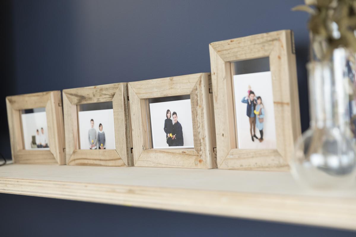 妊婦から家族までの家族写真