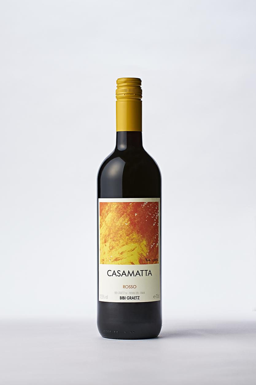 CASAMATTA TOSCANA ROSSO(カザマッタ ロッソ)
