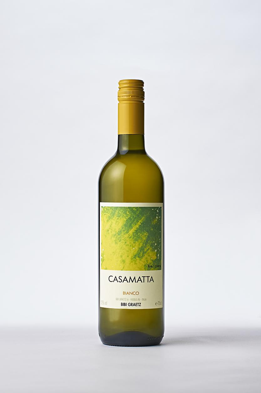 CASAMATTA TOSCANA BIANCO(カザマッタビアンコ)