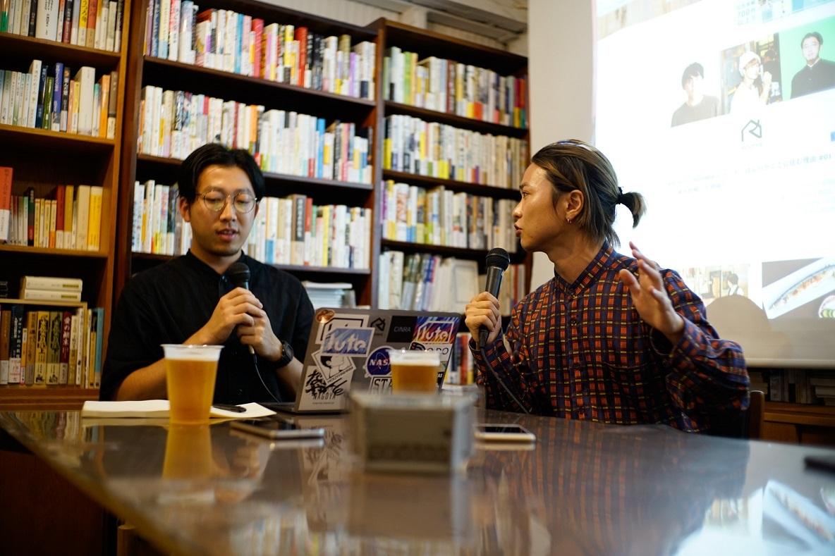 ROOMIEトークイベント『ぼくらがここに住む理由 台湾/三浦半島編』レポート