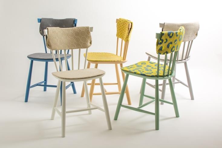 デンマークの国民椅子J46とミナペルホネンがコラボレーションしたHippo(ヒッポ)