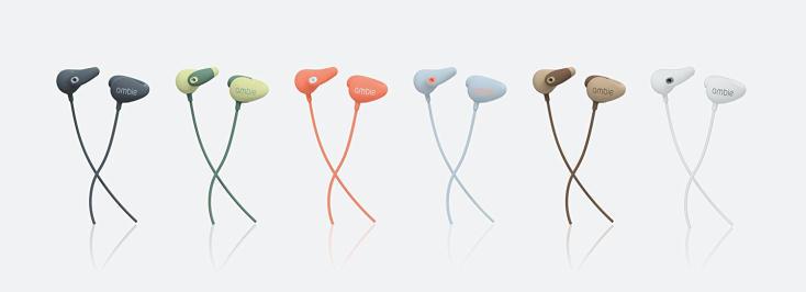 耳をふさがないイヤホン「ambie sound earcuffs」