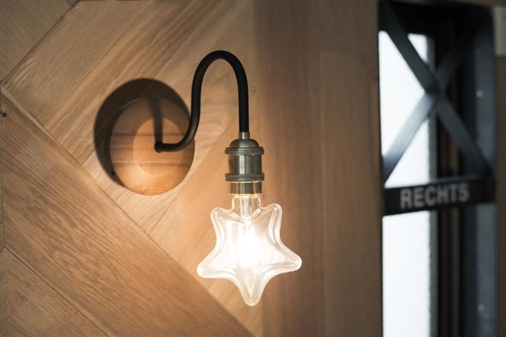 VINTAGE LED STAR BULB ビンテージ LED スター バルブ