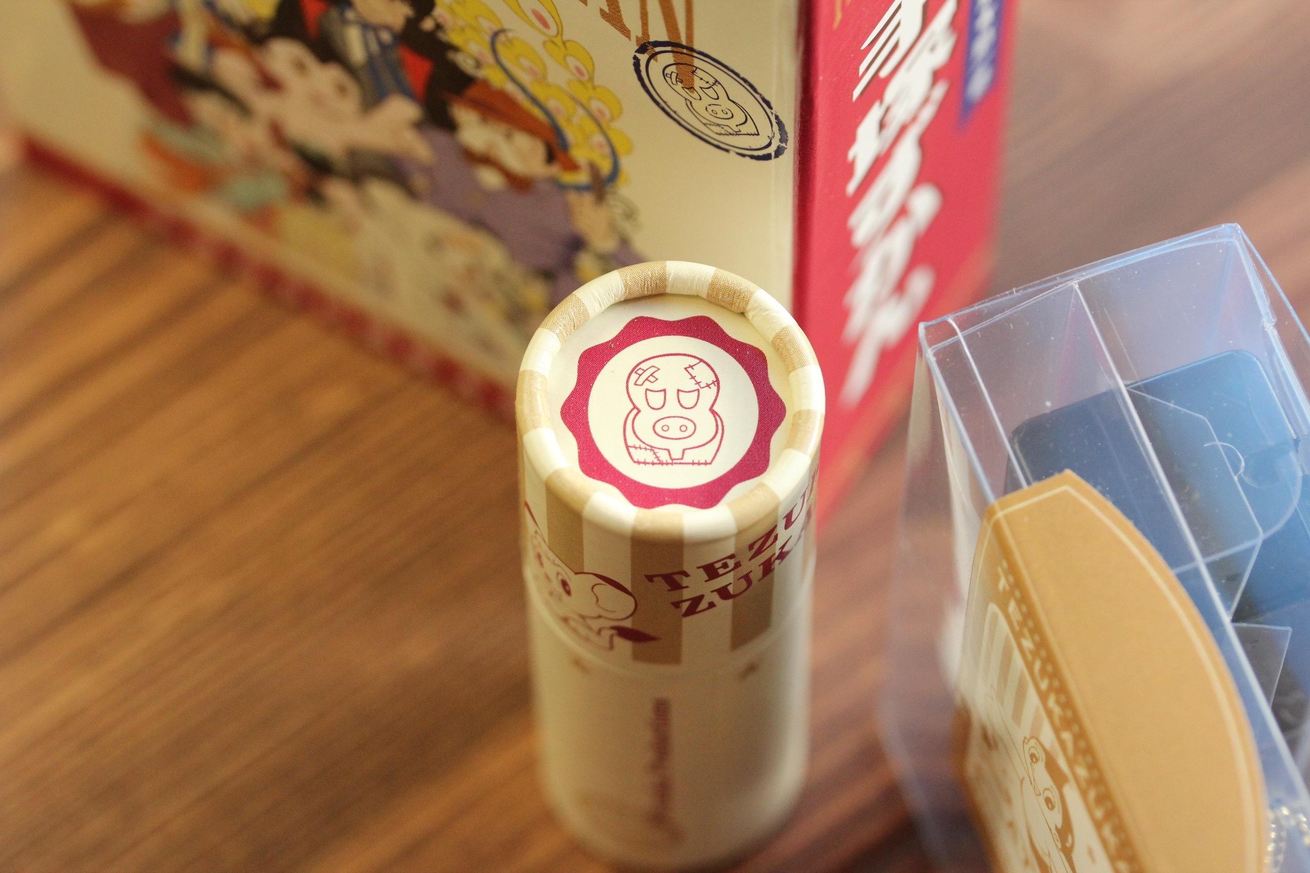 「手塚治虫キャラクターのハンコ」シリーズのプレゼントケース