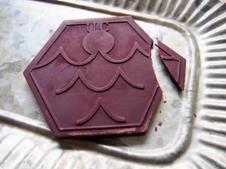 こだわりのお土産USHIO CHOCOLATL(ウシオチョコラトル)