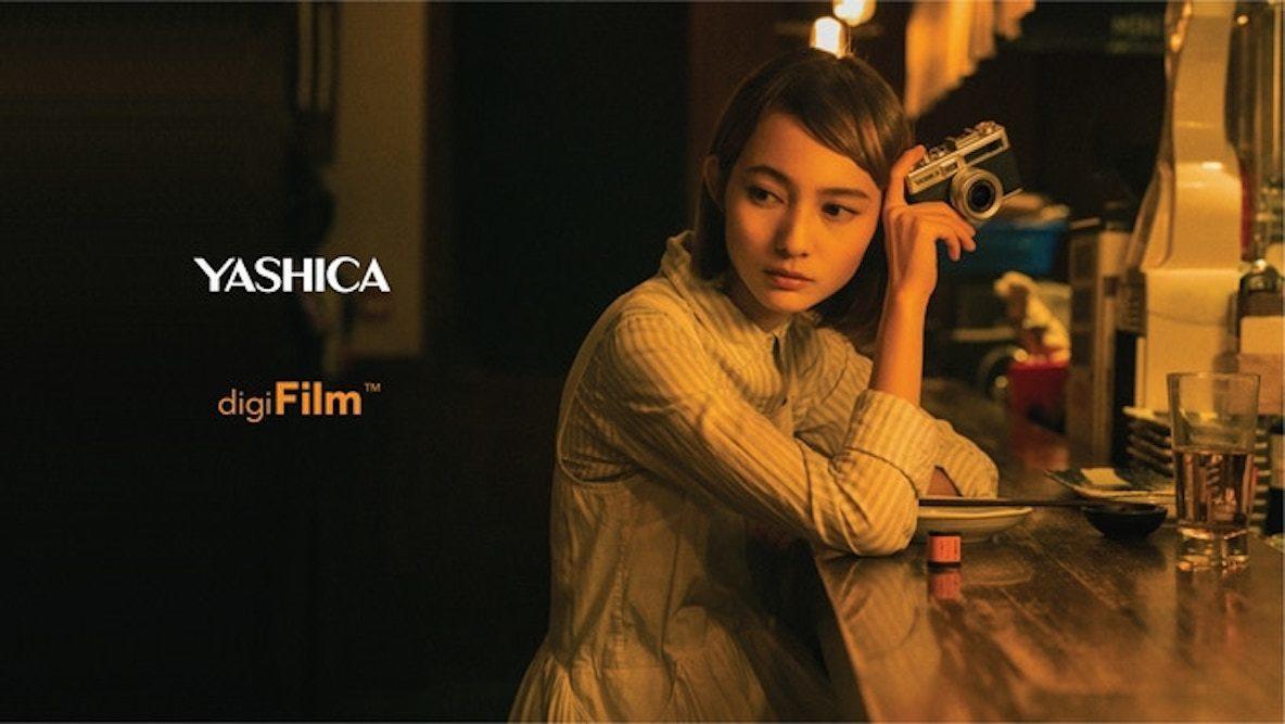 不便なアナログ感も嬉しい。「YASHICA」が作る、新しいコンセプトのカメラ