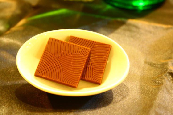 ジンと楽しむボタニカルチョコレートの香り