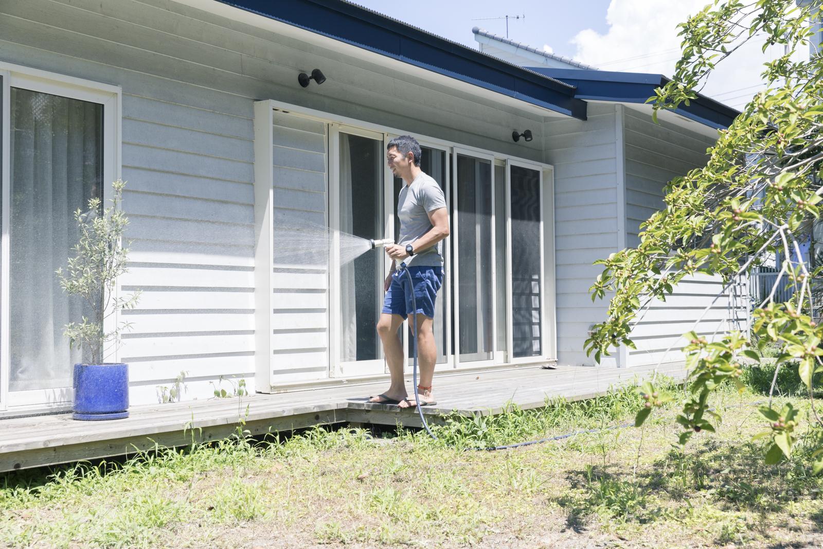 取り壊し予定だった築49年米軍ハウスをリノベした理由(神奈川県・葉山)|リノベストーリー