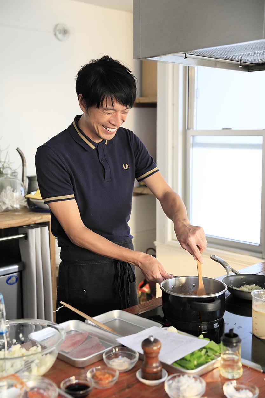 30分以内で簡単に作れる、コウ・ケンテツさんによるレシピ