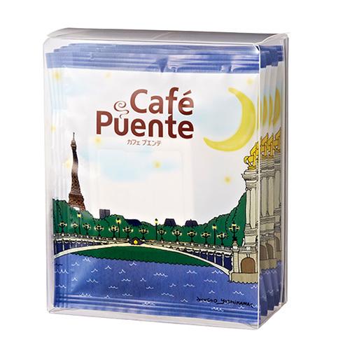 ミカフェートのコーヒー「Cafe Puente」