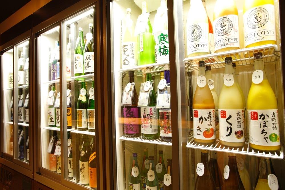 お酒のテーマパークが横浜に誕生。300種類の日本酒・焼酎・梅酒・果実酒に酔いしれる