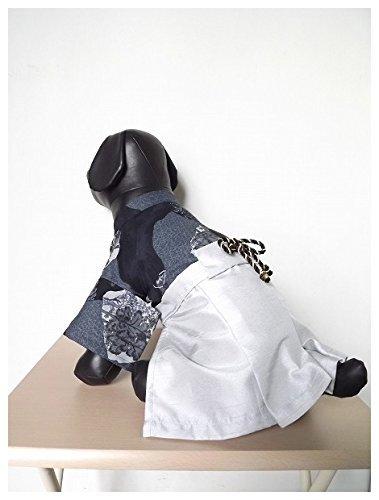 ペットの衣装の袴