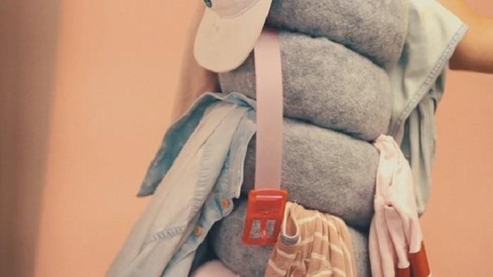 Graeyspace Clothes Post